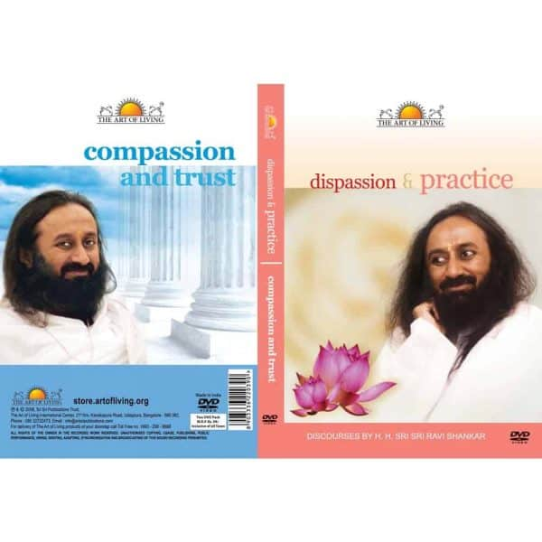 Compassion Trust Dispassion Practice - Vita Organics