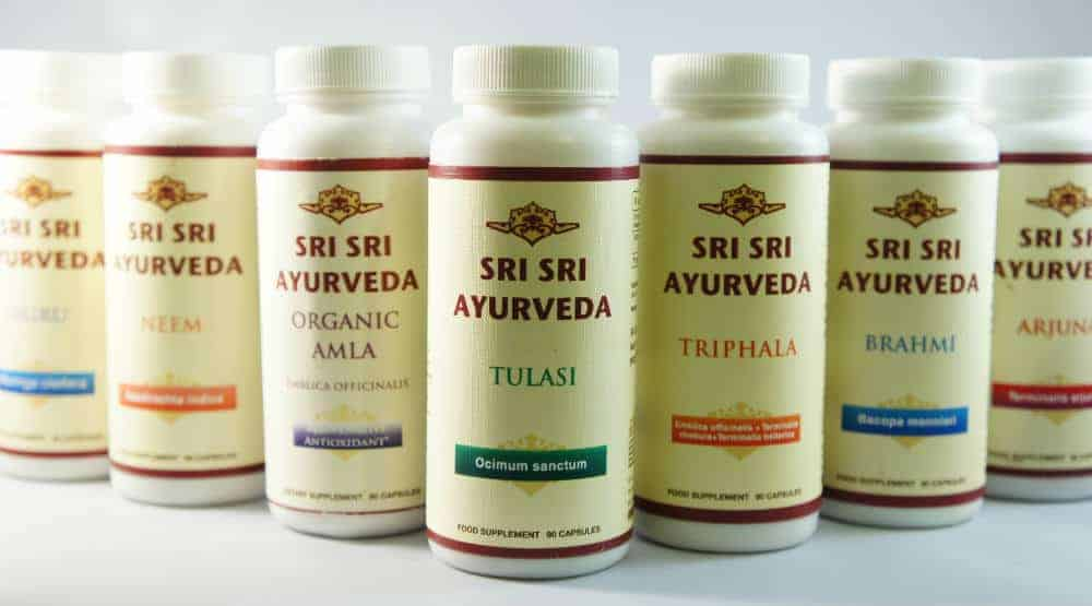 Ayurvedic Supplements Sri Sri Tattva